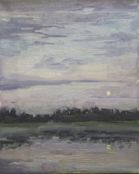 Ксения Баранова. Северная ночь
