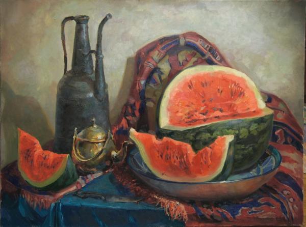 Ксения Баранова. восточный