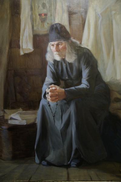 Ксения Баранова. Затворник