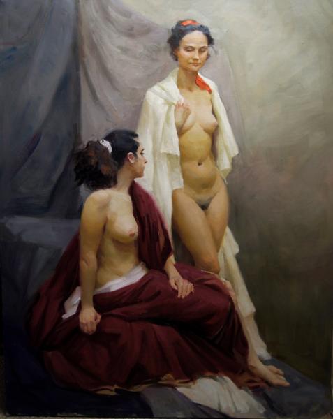 Ксения Баранова. Двойная постановка