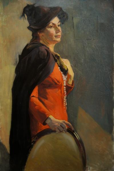 Ксения Баранова. Актриса