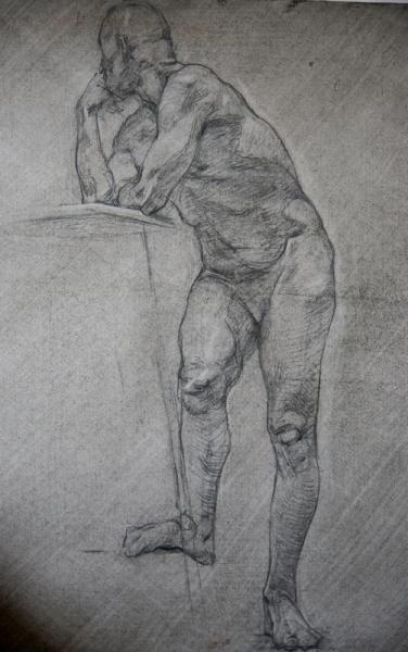 Ксения Баранова. Короткий рисунок