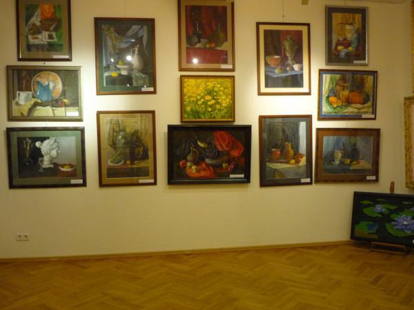 Ксения Баранова. Галерея Нагорная, 2011 г