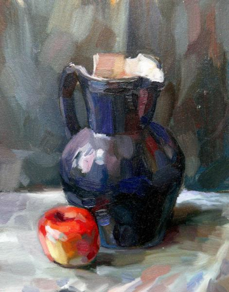 Ксения Баранова. Натюрморт