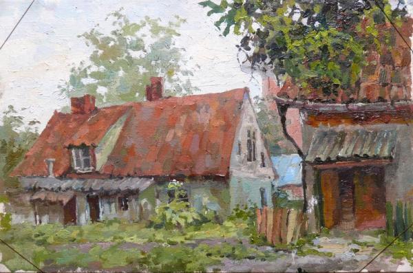 Ксения Баранова. Деревня